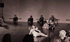 Šokio teatro AURA spektaklis