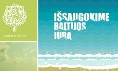 """Konkursas """"Išsaugokime Baltijos jūrą"""""""