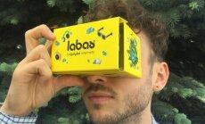 """""""Labas"""" VR akiniai"""