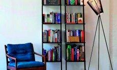 Sumanymai, kaip įsirengti biblioteką namuose