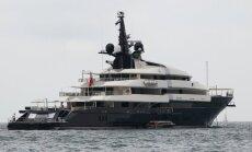 Steveno Spielbergo jachta Seven Seas
