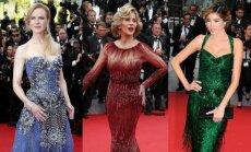Nicole Kidman, Jane Fonda, Aida Yespica