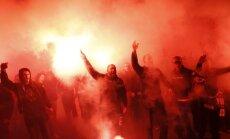 Bosnių futbolo fanai