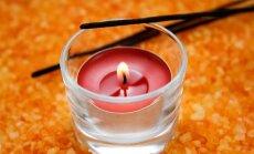 Žvakė, kvapas