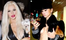 Courtney Stodden, Bai Ling