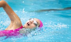 Plaukimo trenerė: vandenyje medžiagų apykaita pagreitėja dvigubai, o kalorijos dega greičiau nei bėgant