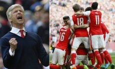 Londono Arsenal triumfas