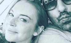 Lindsay Lohan ir Denisas Papageorgiou
