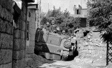 1982 metai. Izraelio kariai Pietų Libane.