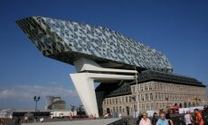 Z. Hadid pastatas Antverpene
