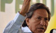Buvęs Peru prezidentas Alejandras Toledo