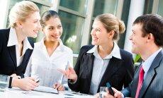 Karjeros laipteliai nyksta: kaip šiandien matuojama profesinė sėkmė?