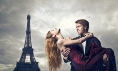 Paryžius, pora, meilė