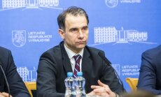 Lithuanian Energy Minister Rokas Masiulis