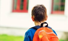 Going to the school