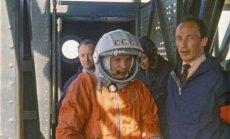 Nukryžiuotą J. Gagariną nupiešęs dailininkas: neketinu išsisukinėti!