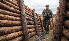 Soldier in Ukraine