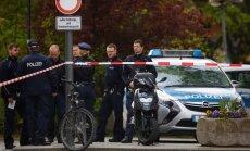 Berlyne policija šovė į jiems grasinusį vyrą