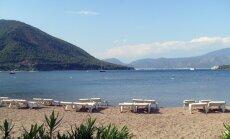 Icmelerio paplūdimys Turkijoje