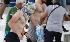 Rusijos futbolo fanas