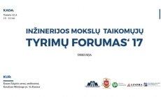 Inžinerijos mokslų forumas