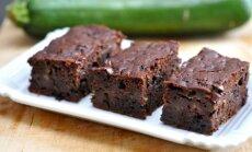 Šokoladinis pyragas su cukinija