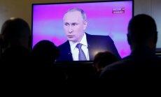 V. Putino konferencija
