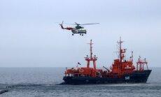Lėktuvo An-2 paieškos Baltijos jūroje