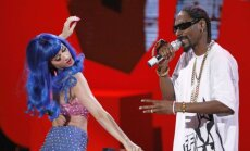 Katy Perry su Snoop Dog