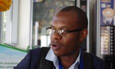 Lawyer Kudakwashe Hove from Zimbabwe