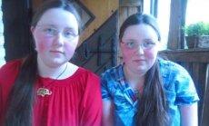 Agnė ir Simona