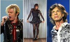 David Bowie, Ava Cherry, Mick Jagger