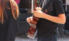 Gatvės muzikos diena. Iliustratyvi nuotr.