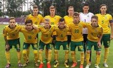 Lietuvos 17-mečių futbolo rinktinė