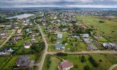Architektas prabilo apie didmiesčių priemiesčius: greitai turėsime Mozambiką