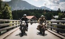 BMW Motorrad Days fiesta Vokietijoje