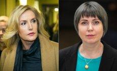Dovilė Šakalienė ir Živilė Pinskuvienė