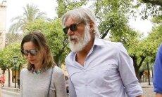 Calista Flockhart ir Harrison Ford atostogų Ispanijoje akimirkos