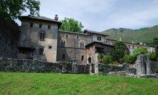 Italijos valdžia pusvelčiui parduoda per 100 valstybinių pilių