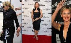 Madonna, Jodie Foster, Sharon Stone