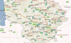 Ar žinote, kur Lietuvoje yra Rojus ir Amerika?