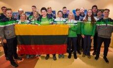 Jaunieji Lietuvos olimpiečiai