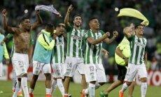 Atletico Nacional futbolininkai