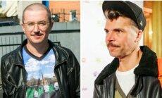 Aleksandras Pogrebnojus ir Juozas Statkevičius