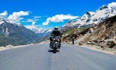 Vaido Baumilos kelionė į Indiją
