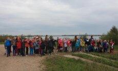 Nemuno deltos regioniniame parke auginama gamtininkų pamaina