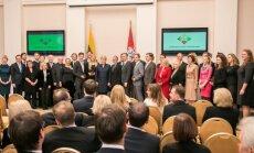 """""""Globalios Lietuvos apdovanojimų 2014"""" nominantai"""