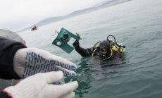Rusų karinio lėktuvo katastrofa Juodojoje jūroje