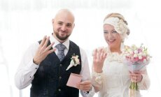 Dizainerės Nadeždos Smoriginienės vestuvės