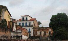 Brazilijos kasdienybė: alinantis karštis, šiukšlynai ir šūviai gatvėse